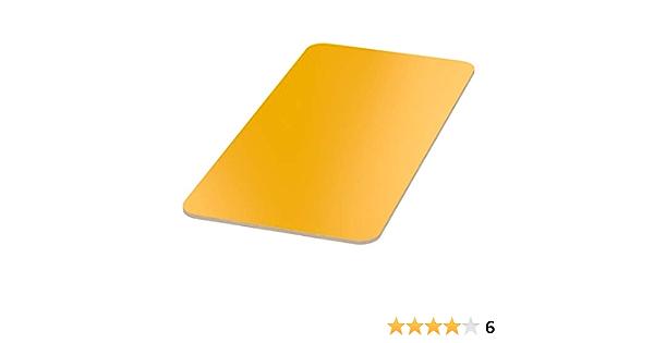 AUPROTEC Tischplatte 18mm schwarz 1700 mm x 1000 mm rechteckige Multiplexplatte melaminbeschichtet von 40cm-200cm ausw/ählbar Ecken Radius 100mm Birken-Sperrholzplatten Auswahl 170x100 cm