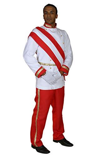 Kostüm für Kaiser Franz Josef Gr. M Uniform Kaiserkostüm - Kaiser Kostüm