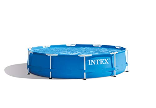 Intex Metal Frame Pool - Aufstellpool -  Ø 305 x 76 cm