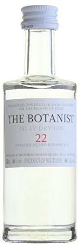 The Botanist Islay Dry Gin Miniatur
