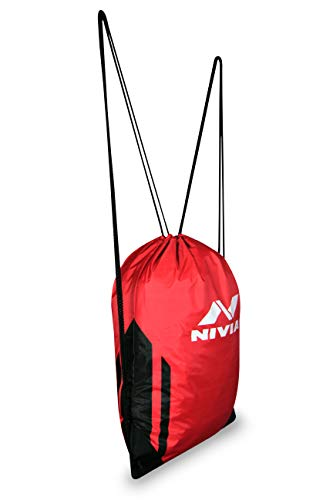 NIVIA String Bag (Crimson) Image 2
