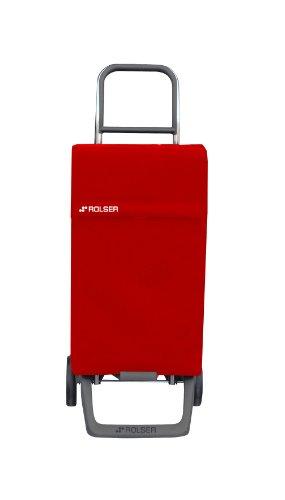 Einkaufstrolley Rolser - Ein roter Einkaufsroller Joy von Rolser