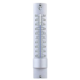 Koch 66000 – Termómetro para Interiores/Exteriores