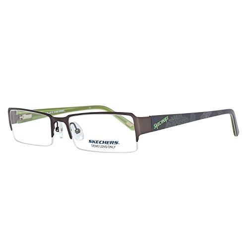 Preisvergleich Produktbild SKECHERS Brillengestell SK 3027 Gun 51MM