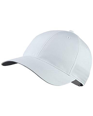 Nike Golf Tech Cap - White Golf Cap