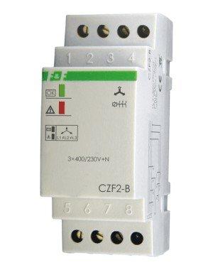 Spannungsausfallsensor Netzüberwachung Netzüberwachungsrelais Phasenüberwachung Relais F&F CZF2-B 3065 -