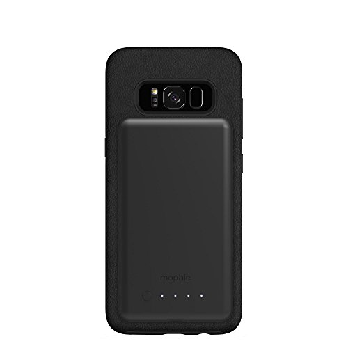 Mophie Charge Force Magnetic Case & Powerstation Mini Made For Samsung Galaxy S8 – Black