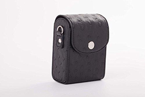 vhbw Universal Tasche Gürteltasche schwarz für Kamera Nikon CoolPix AW120, L21, L25, L27, L29, L30, P300, P310, P330, P340, S2600, S2700, S2800. (Coolpix Nikon Kameras L29)