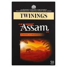 Twinings Assam 50 Tea Bags 125g