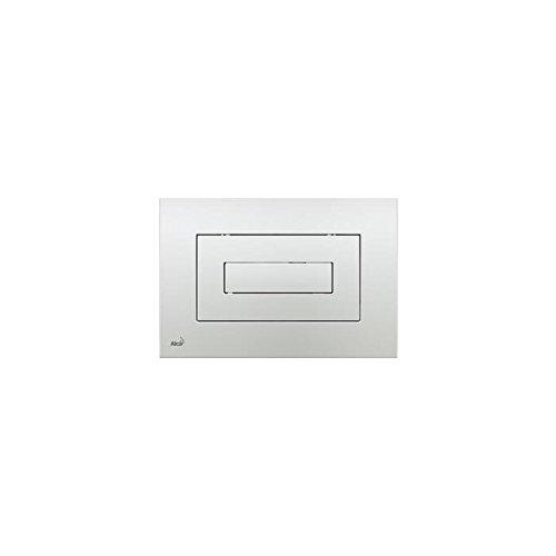 WC Vorwandinstallationssystem, in verschiedenen Größen erhältlich, mit oder ohne Betätigungstaste, sehr hochwertig und langlebig (Betätigungstaste: zwei Quadrate (ineinander), chrom, 1000mm)