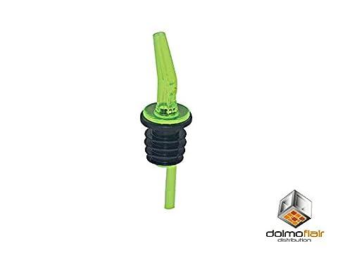 doimo Flair Pro Pourer Lot de 12dans les couleurs: vert, transparent, orange, noir, chrome ou blanc vert