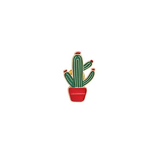 New York Yankees-stein (Adisaer Emaille Tasche Kragen Anstecker Brosche Damen Kaktus Broschen Grün Rot Mädchen 1 Stück Vintage)