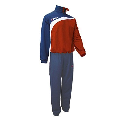 <span class='b_prefix'></span> Zeus Man Woman Unisex Running Jogging TrackSuit TrainingSuit Jacket Trouser Football Soccer Five-a-Side Championship Blue-Grenade Ryos
