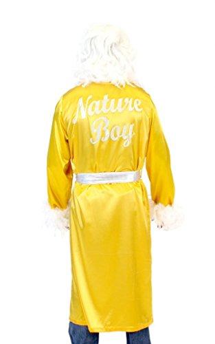 Ric Flair Nature Boy Costume Robe and Wig (Flair Robe Ric)