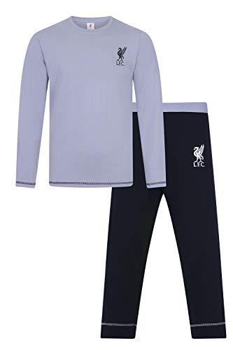 Liverpool FC Mens Soccer Panel Sport Crew Jersey SS19 LFC Official