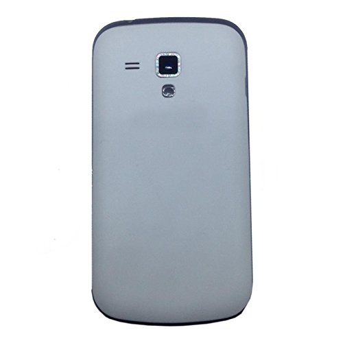 Lapmate Replacement for SAMSUNG GALAXY S DUOS S7562 Full Body Housing Panel Face Plate High Quality White  available at amazon for Rs.249