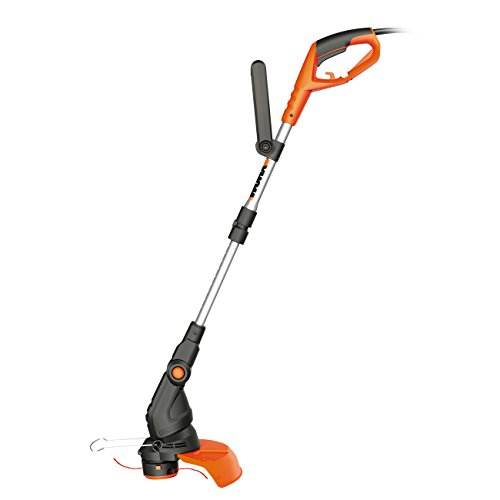WORX WG119E 300mm 550W Naranja cortabordes y desbrozadora - Cortacésped 30 cm, Naranja, 550 W