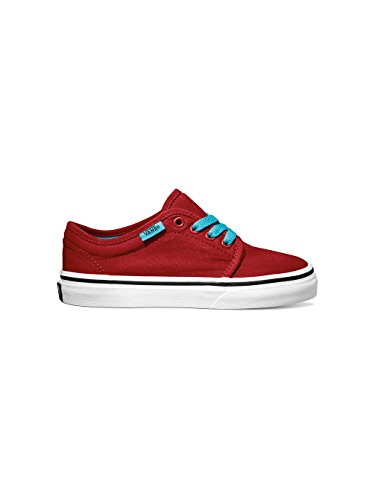 Kinder Vans Sneakers 106 Meninos Vulcanizadas Pimenta Azul / Mergulho