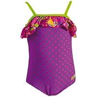 Zoggs Girl's Circus Splash Tieback Swimming Costume