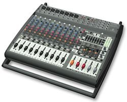 Inventive-Action BEHRINGER - PMP4000 - POWERED MIXER, 1600W, 16 CHANNEL - Pack of 1 --