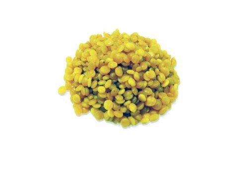 Halbe Straucherbsen (Toor Dal) - 1 kg (Halbe Spalte)