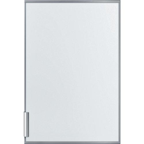 KFZ20AX0 BOSCH Accessoire refrigerateur panneau de porte avec cadre decor 88cm Alu mat