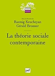 La théorie sociale contemporaine