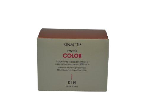 Kin Kinactif Intensive Repair-Maske fÃ1/4r coloriertes und empfindliches Haar 200 ml -