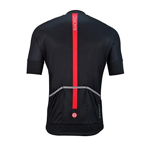Zoom IMG-1 sundried camicia mens corta ciclismo
