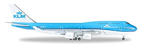 Herpa 529921 - KLM Boeing 747-400 Vancouver
