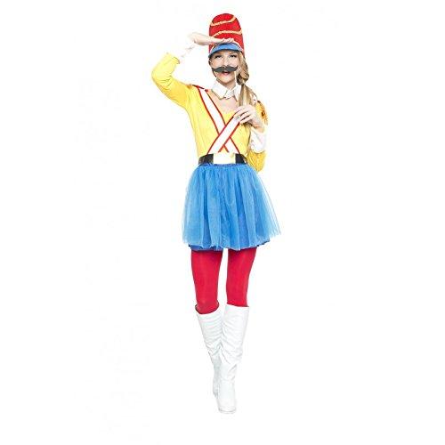 Imagen de disfraz soldadito de plomo lady gaga talla m l