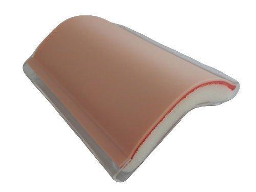 3 Layer Haut Farbe haut Pad mit Halter - Training Set für Lernfähigkeit Übungs -