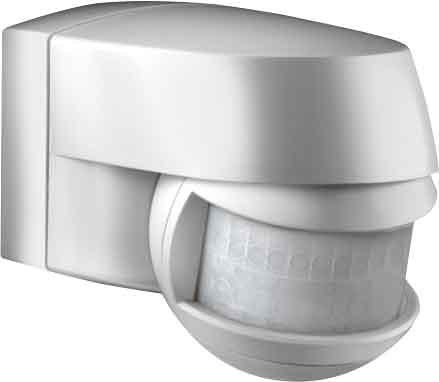 ESYLUX Bewegungsmelder MD200 Aufputz, 230 V, IP44,weiß