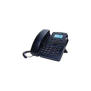 AudioCodes 405HD IP Phone - VoIP-Telefon - SIP, SDP - 2 Leitungen - Schwarz (UC405HDEG)