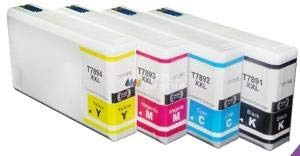 Cartuccia T7892 Ciano Compatibile per Epson WF 5620 5110DW 5690DW 5190DW 34ML - 4.000 PAG. 79XL