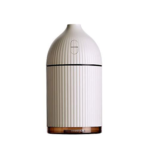 IEAST Escritorio USB Humidificador Silent Difusores Humidificador De Aceite Esencial De Aromaterapia...