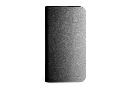 Tucano IPH64LO Libro Hülle (geeignet für Apple iPhone 6/6s) schwarz