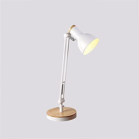 Iron Art Desk Lamp-XCH Dazzling DL-High Quality Iron Art Lampshade