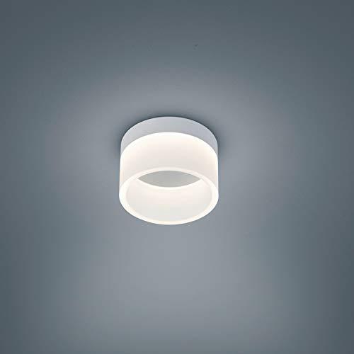 Helestra LED Deckenleuchte Liv Weiß-Matt IP30   LEDs fest verbaut 940lm warmweiß   15/1732.07