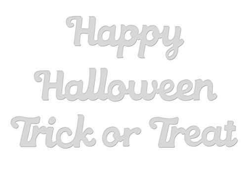 (Sweet Dixie Happy Halloween sterben, grau)