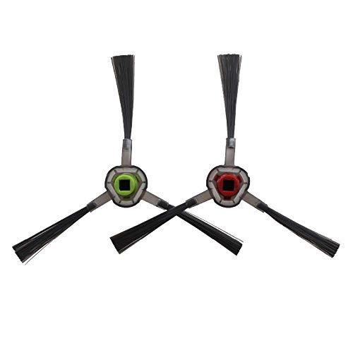 PQZATX Accessoires De Remplacement Ecovacs Brosse Principale/Brosse LatéRale/Filtres/pour Ecovacs Deebot M80 M80 Pro M81 M81 Pro Deebot M80 PièCes M81 Pro PièCes De Remplacement