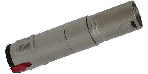 Connect FA-X3VK6 M/F XLR M / 6,3mm Klinken-Buchse Adapter-Line