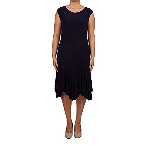 Joseph Ribkoff Dress Midnight Blue 182004
