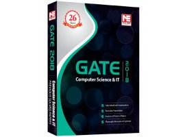 GATE 2018: Computer Science & IT Engineering - Solved Papers (26 Years)