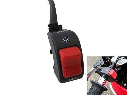 Faro Moto Punto Interruptor Luz Niebla 25mm 1 Pulgada