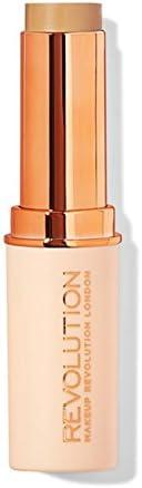 Makeup Revolution Fast Base Stick Foundation F10, Brown, 30g