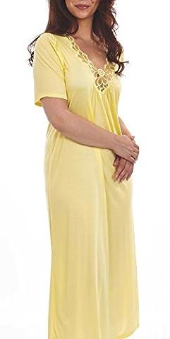Graziella Nachthemd Astrid Sleepshirt aus Micromodal 56/58 Nachtwäsche Hauskleid