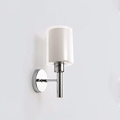 Amerikanischen Stil LED Einzelkopf Wandleuchte Einfache Moderne Schlafzimmer Nachttischlampe Kreative Hotel Wohnzimmer Treppe Ganglicht