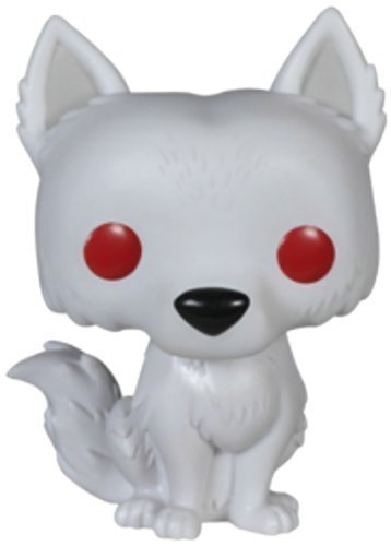 (Funko POP! Game of Thrones Ghost Vinyl Figure by Funko TOY by Funko)
