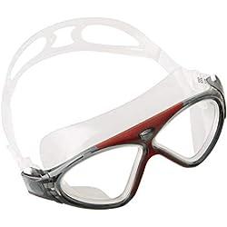 Seac Vision HD, Lunettes natation piscine et mer pour femme et home, Masque de natation